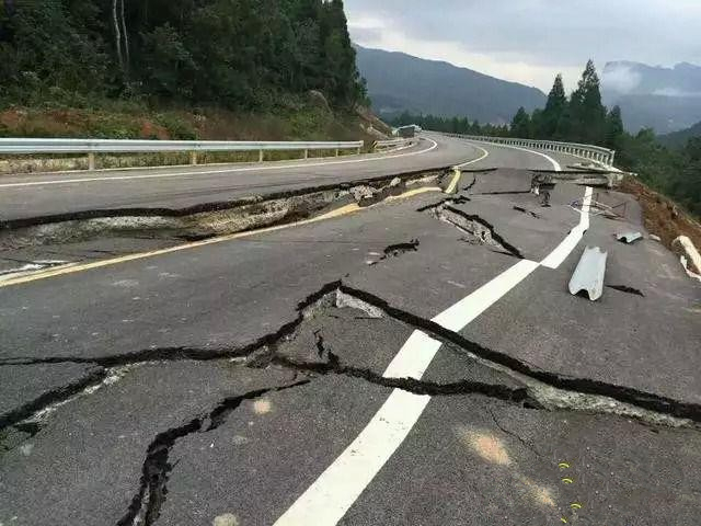 四川剑阁江口建设_四川广元新建道路还未通车就垮塌-岩土在线